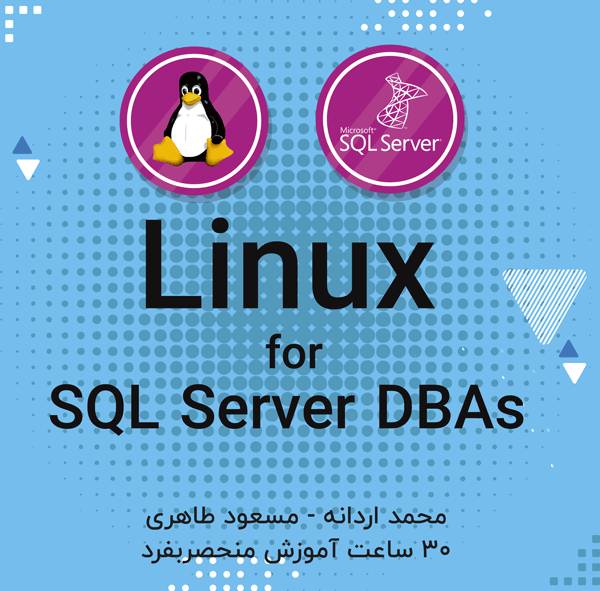 Linux-SQL-Server-DBAs